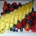 Fresh Fruit served daily