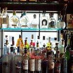 Intimate bar