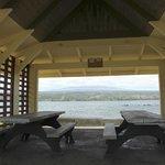島から見たマウナケア