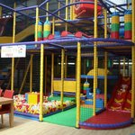 Dedicated toddler area so that you can ensure you little one will be safe and happy