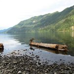Lake Crescent in nearby Olympic National Park