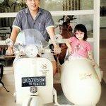 Vespa Sheraton Bali