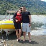 Visita al Lago Caburga