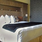 King Bed Guest rooms