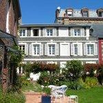 Foto de Jardin Gorbeau Etretat Guesthouse