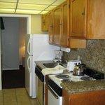 cuisine chambre 209