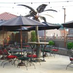 Rooftop Seating and Event Space
