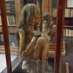 creepy mummies