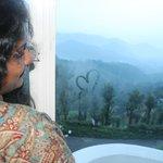 hotel room-romantics view