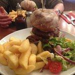Albert Burger, delicious!