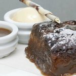 Sticky Toffee Pudding - All our desserts are homemade