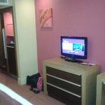 TV / wardrobe