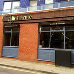 Lime Restaurant - front