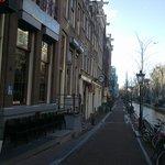 strada e canale dell hotel