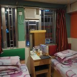 A room in hostel