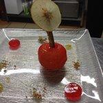 Pomme d'amour ....