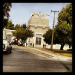 Cementerio Municipal de Punta Arenas.