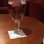 Nice beer, nice glasses !