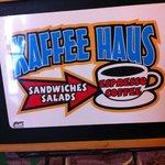 Kaffee Haus Sign