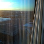 View from the room - 22 stories up