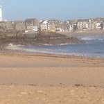 St Ives-view from Porthminister beach