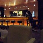 die Bar im Sofitel