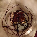The tiramisu - just as delicious as it looks!