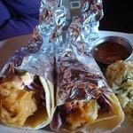 Fish Tacos, Claim Jumper, 820 W Huntington Dr, Monrovia, CA
