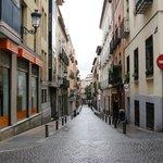 Calle de Santa maria