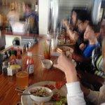 sitting at the shellfish company bar8
