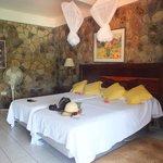 Foto de Frangipani Hotel