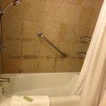 shower, good pressure
