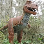 T-rex the predator