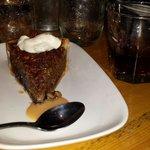 Pecan pie and blackberry moonshine