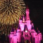 Disney a noite