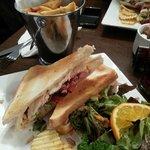 Our signature club sandwich