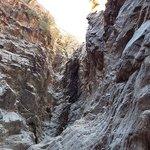 Falls rock formation