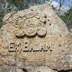 Ek Balam Mayan Ruins