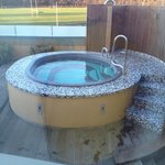 More of the Outdoor Hot Tub