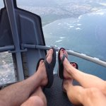 Mr and Mrs Feet! ,-)