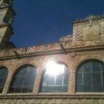 palacio y la torre del reloj