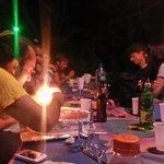 nightly dinner gathering