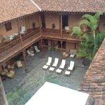 Courtyard La Quinta Roja