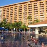 The Barcelo and Pool bar