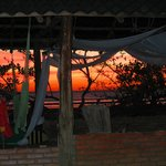 outdoor massage area- breathtaking playa el coco