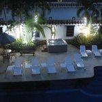 Las Palmeras Hotel Colonial Foto