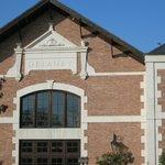 Delaney Vineyards main entrance