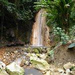 The Diamond Waterfall