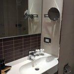 Lovely clean shower room