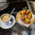 FRITTELLE E CAFFE'
